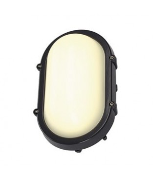 TERANG, ovale, anthracite, 8W LED, 3000K