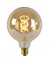 Ampoule globe LED 125mm décorative